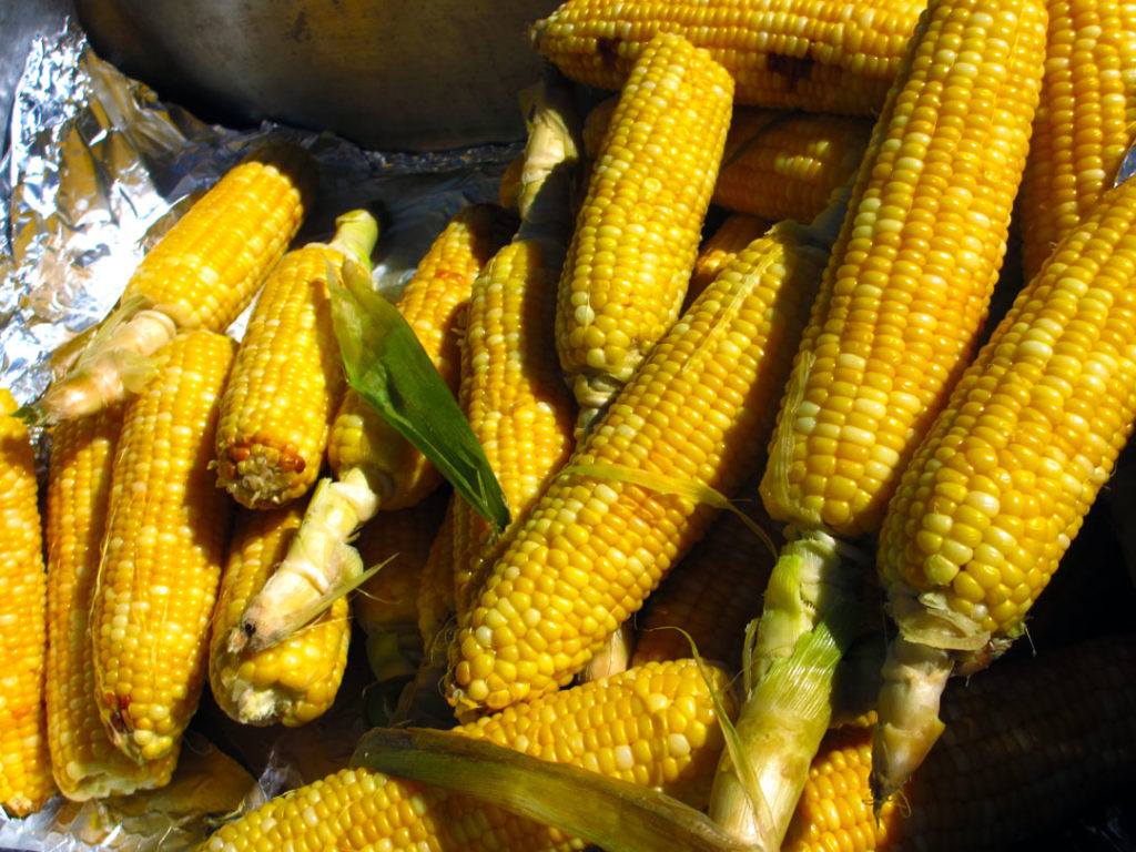 Cornfest at The Marketplace at Callingwood.