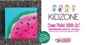 kids paint day