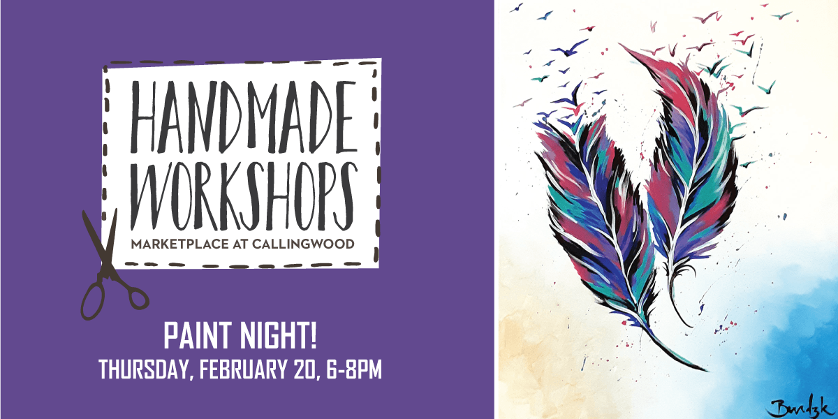 Paint night callingwood